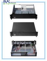 Upscale Al front-panel 2u server case Industrial computer RC2400LP standard 2U rack mount chassis