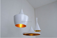 ABC(Tall,Fat and Wide) Design by Tom Dixon Pendant Lamp Beat Light tom dixon copper shade Chandelier Lights,3PCS/PACK