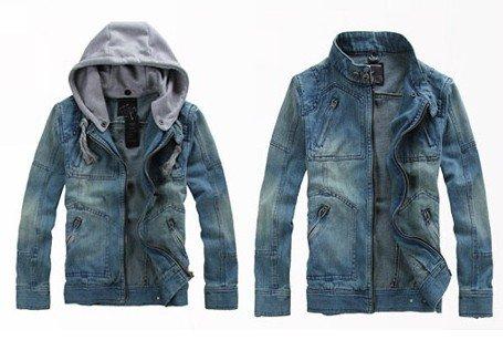 Jeans Jackets For Mens in India Designer Jeans Jacket For Men