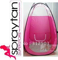 Skylight Spray Tan Tents/-Free Shipping/ Pink