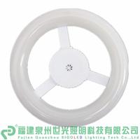 FREE SHIPPING-14W, SMD3528,E27,LED Circular Tube/LED circle light/LED Ring lamp/LED Ring light