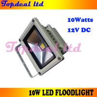 DC 12V 10W 20W 30W 50W led outdoor Spotlight lighting,Energy Saving floodlight, LED flood light for Solar 12V DC