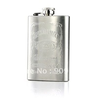 100% Quality Assurance  Keep Your Good Wine 5 oz Stainless Steel Liquor & Whiskey Hip Flask For Mature Man