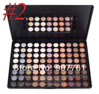 1PCs Best brand makeup MC smokey eye shadow*professional make up NEW 88 Colors Matte Palette Eyeshadow dropship free shipping