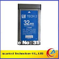 2014(quality A +) 32MB GM TECH2 MEMORY CARD with 6 Softwares(GM,OPEL,SAAB,HOLDEN ISUZU,SUZUKI)
