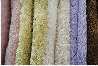 Japanese style Carpet 120*160cm Washable ultra flexible filaments hairy bedroom carpet 10 color chinldren carpet winter rug