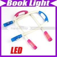 Free shipping/Flex LED Handsfree Neck Night Reading Book Hug Light @1698