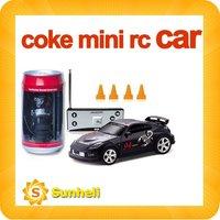fast shipping mini r/c car 1:63 high-speed remote control toy  electrical rc car