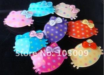 KT Cat Jewelry lovely duckbill hair clip children hair clips children free shipping