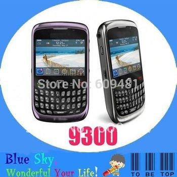 Original Blackberry 9300 3G mobile phone blackberry unlocked