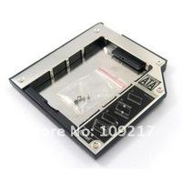 Sata 2nd hard drive HDD Caddy For LENOVO IBM Thinkpad T400 T400S T410 T410S W500 W700