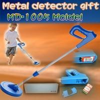 MD1005  kids metal detector metal detector gift metal detector toy Free shipping