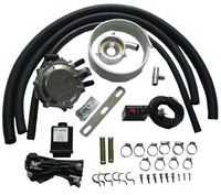 LPG Mixer System(normal suction system/aspirated system) Conversion kits for EFI vehicle as well as carburetor engine