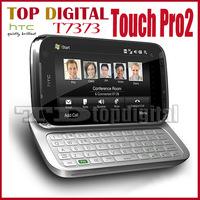 3pcs/lot T7373 Original HTC Touch pro2 T7373 cell phones 3G Slide bluetooth wndow mobile 3.2MP mp3 player wifi GPS