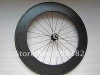 100% full carbon fiber tubular bike wheels 88mm