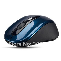 free retail packing usb wireless mouse for PC laptop, many colors optional