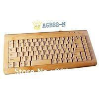 wired bamboo keyboard,usb bamboo keyboard manufacturer