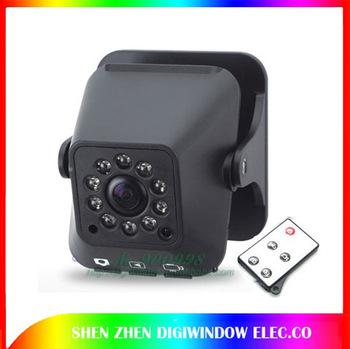 Night Vision Digital CCD Camera Portable Surveillance Camera, CCTV DVR Free Shipping (DW-VM-226A)