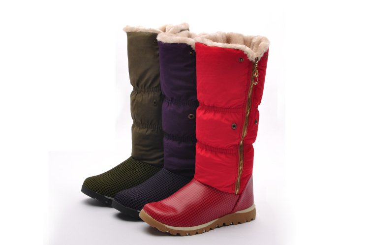 Female Winter Snow Boots | Santa Barbara Institute for