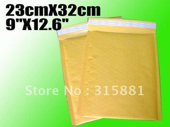 """Wholesale 9""""X12.6""""  23cmX32cm  bubble envelope padded envelopes paper envelope bubble mailer bag"""