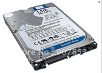 "Brand new Scorpio Blue WD10JPVT 1TB 5400 RPM 8MB Cache 2.5"" SATA 3.0Gb/s Internal Notebook Hard Drive"