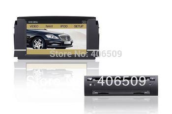 Car DVD Player GPS Navigation for Mercedes Benz  C Class W204 C180 C200 C230 C300 with Radio TV Map USB Auto Stereo Audio SatNav
