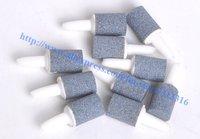 Free shopping,10pcs Aquarium oxygen diffuser/Air diffuser/ Bubble stone/Corundum Air stone,mini air stone