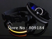 Wholesale LED pet collar personalized lighted dog collars led collar waterproof pet product