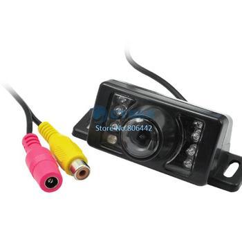 Night Vision Color Car Rear View reverse Camera Backup Weatherproof/Waterproof Free Shipping B16 572