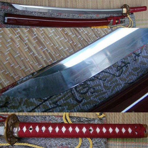 Damascus Steel Katana Sword Damascus Steel Katana