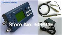 Pocket Digital Storage Oscilloscope DSO082/Bandwidth 10MHz/BNC probe 20MHz(1x10x switchable)+AC/DC power adapter