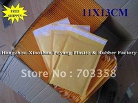 Wholesale 11X13CM kraft bubble bags/padded envelopes/paper envelope/bubble mailer bags 100pcs.