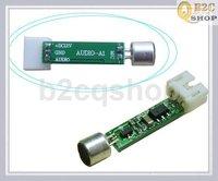 5pcs/lot Sound Sensor Module high sensible microphone with cable Sensor Shield PIC MCU wholesale and  retail