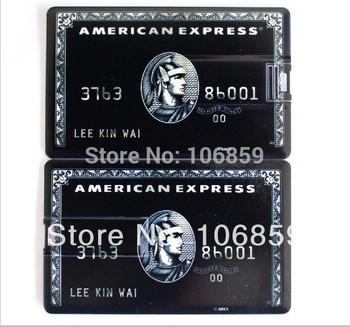 Real capacity  100% warranteen 16gb Gift Full color printing Logo Credit Card Memory Drive,Card Usb Memory Driver
