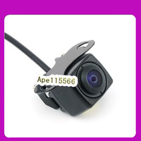 5PCS CCD quality car camera (with front/rear and guild line optional function)   backup camera