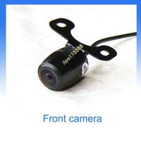 Front car camera free shipping 150 degree mini car camera hd camera