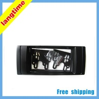 Free shipping--car refitting dvd frame/dvd panel/audio frame for BMW 5, 2DIN