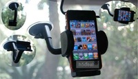 Hot Car Mount Windshield Vent Dash Holder Cradle Stand For GPS Phone MP4 iPhone 4S