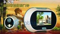3.5 inch Color LCD Digital Video Door Viewer Peephole Doorbell CCTV Home Security Camera