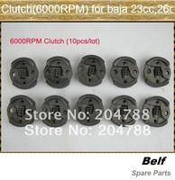 10pcs/lot Clutch(6000RPM) for baja 23cc,26cc, 29cc,30.5cc etc Engines+Free Shipping