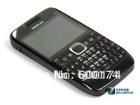 Freeshipping brand  unlocked original Nokia E63 Symbian Smart 2MPcamera 3G WIFI with QWERTY Keyboard hot cellphone