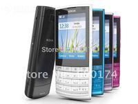 Nokia x3-02 HOT Cheap Phone  unlocked original  3G Symbian Smart Phone refurbished  mobile phones
