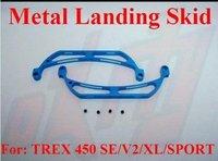 F00980 Metal Landing Skid For T-REX 450 SE/V2/XL/SPORT  + Free shipping