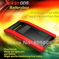 Free Shipping Wholesale Promotion  Launch X431 GDS Batterybox ----3 years warranty ,Original ,good quality; high performance