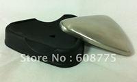 Stainless Steel Soap Kitchen Bar Eliminating Odor Smell w/ plastic holder