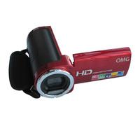 "Hot selling DV New cheap digital video camera with 4X Digital Zoom 2.4"" MAX 8MP CMOS TDV-1120"