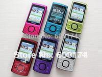 Nokia 6700s Hot sale unlocked original  slide SmartPhone 5MPcamera 3G refurbished mobile  cell phones
