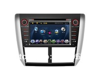 High quality car dvd gps for 2012 subaru forest  with steering wheel control+ ipod+ free map+