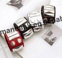 100pcs/lot,2013 fashion bracelet,new style wrap wristband,4colors available crystal bracelet.