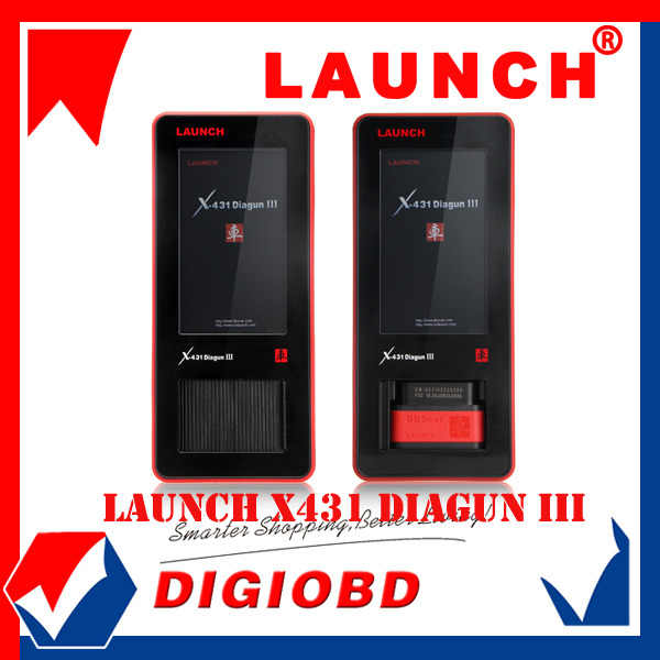 [Authorized Distributor]2013 version auto scanner GERMAN Launch X431 Diagun(China (Mainland))